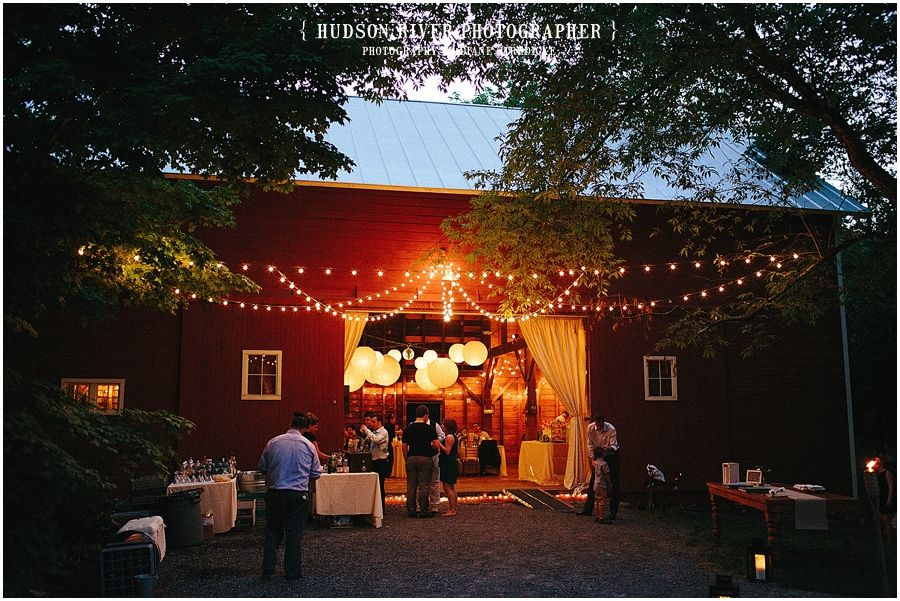Chrissy Mike Wedding At Shadow Lawn High Falls Ny Barn