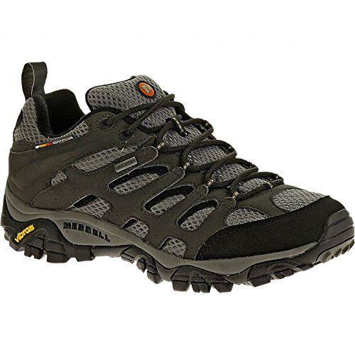 Merrell Men's Moab Gore-Tex Low Rise Hiking Shoes