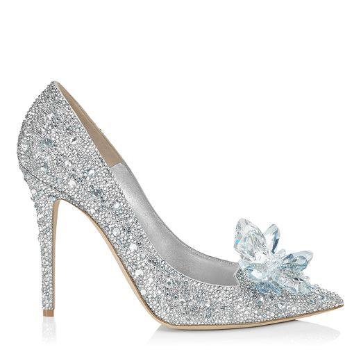 San Francisco économiser nouveau style Jimmy Choo Cinderella | mariage | Jimmy choo, Escarpins ...
