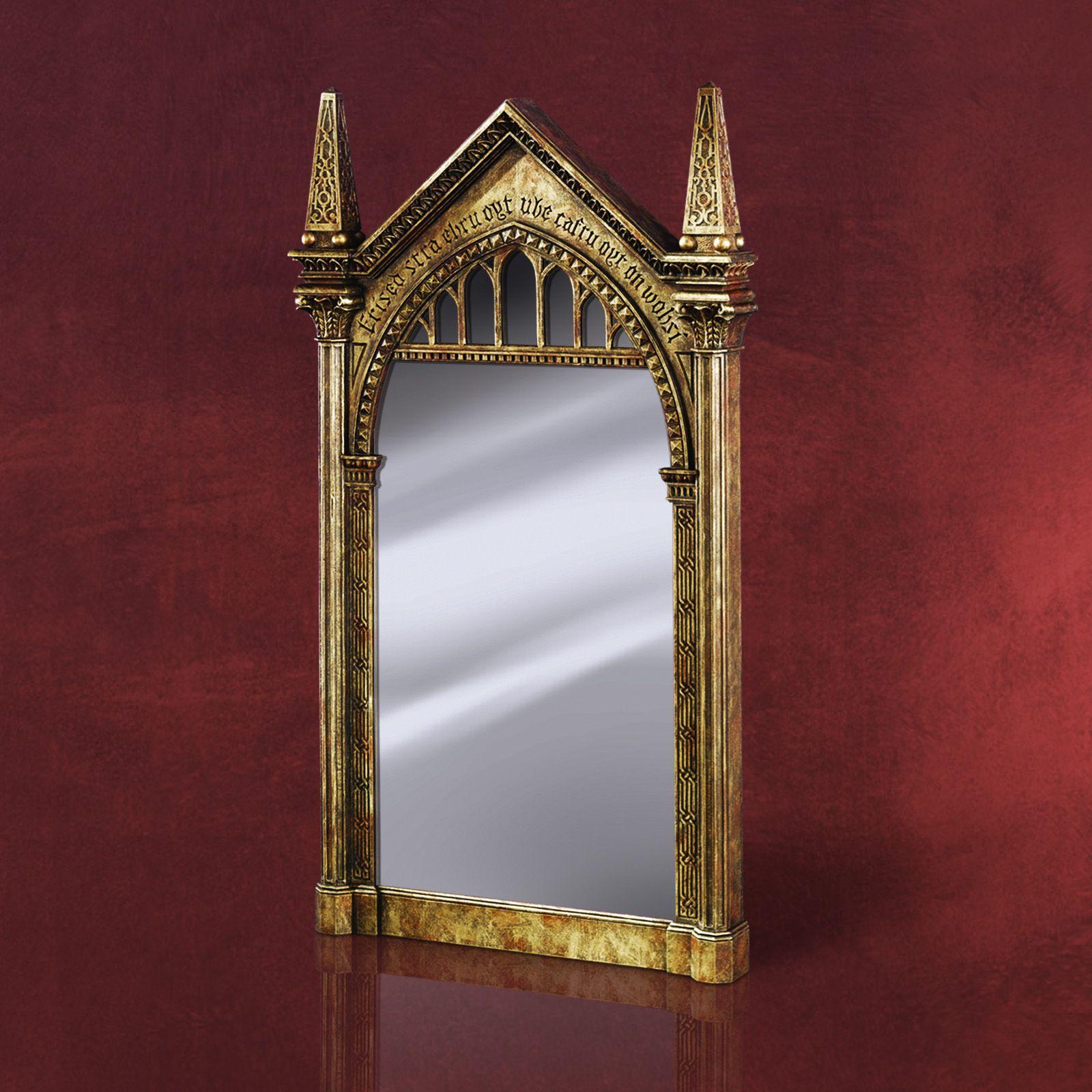 Eine Nachbildung Des Spiegels Bekannt Aus Harry Potter Und Der Stein Der Weisen Wenn Ihr Tief In Den Spiegel Nerhegeb Harry Potter Decor Potter Harry Potter
