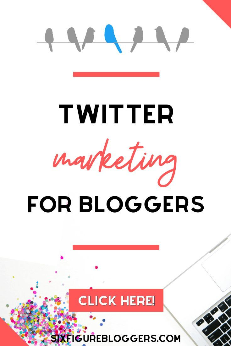 Twitter Marketing Tips For New Bloggers How to get traffic from to your If you want to learn about Twitter marketing for bloggers look no further Here is a Twitter guide...