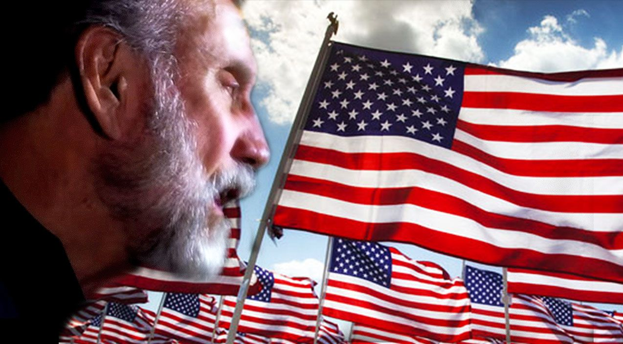 Ray Stevens New Patriotic Single Dear America Bleeds Red - States of america song youtube