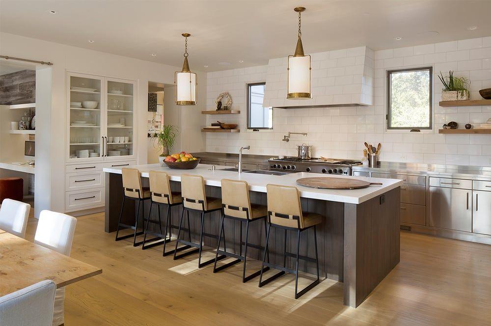 Palo Alto Kitchen // Ken Linsteadt Architects | Kitchen ...