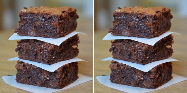 Vemale Com Resep Brownies Panggang Cokelat Untuk Pemula Resep Makanan Penutup Resep Makanan
