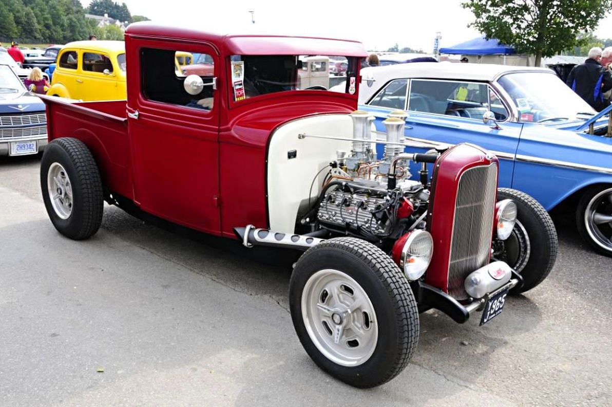 Classic Trucks from the Painless Performance/STREET RODDER Top 100 awards…