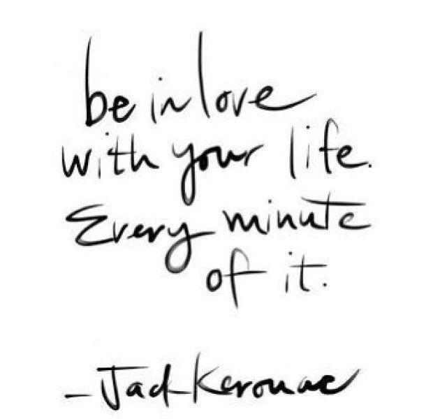Si Kerouac lo dijo, entonces así debe ser.