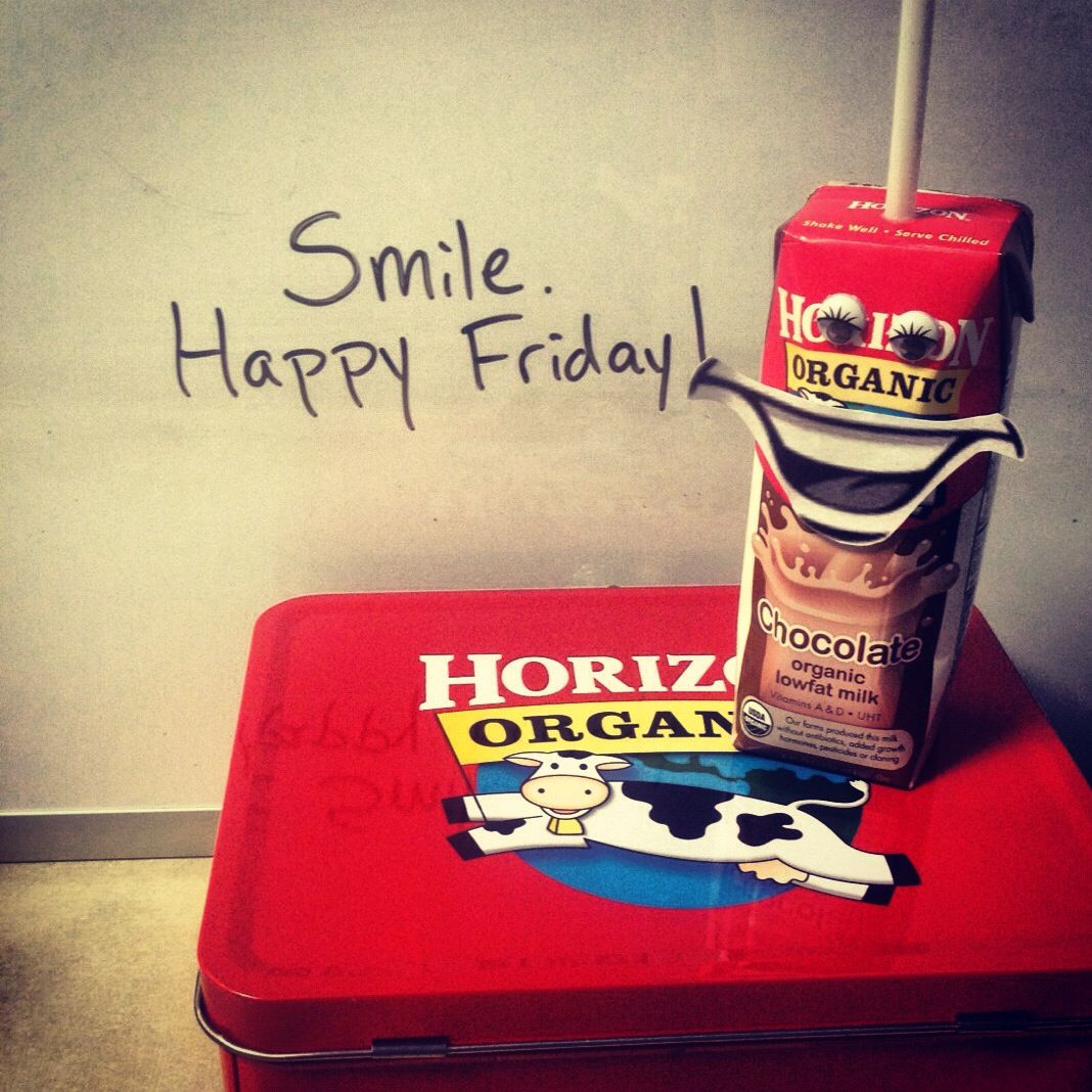 Any fun plans for the weekend? GotItFree HorizonSnacks