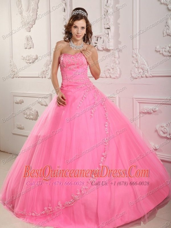 17 Best images about pretty pink ball gowns on Pinterest | Best ...