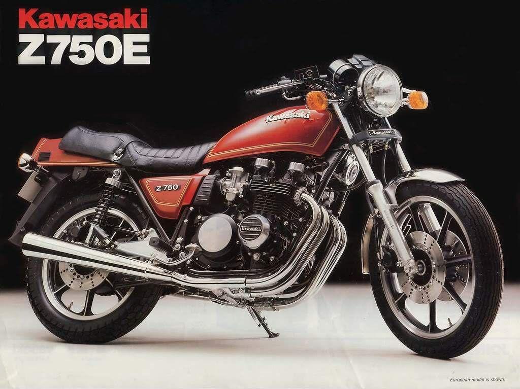 Z 750E, 1981