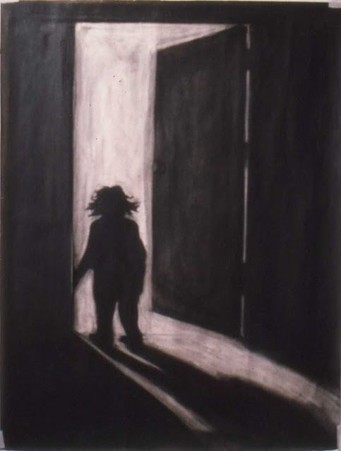 open door drawing. The Open Door - I Was Given Assignment To \ Drawing
