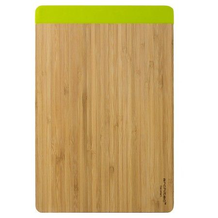 Architec 12 x 8 Inch Non-Slip Bamboo Wood Cutting Board : Target