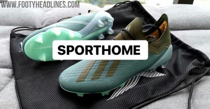best service 87fb2 026fc Mystery adidas x 18.1 summer 2019 boots leaked