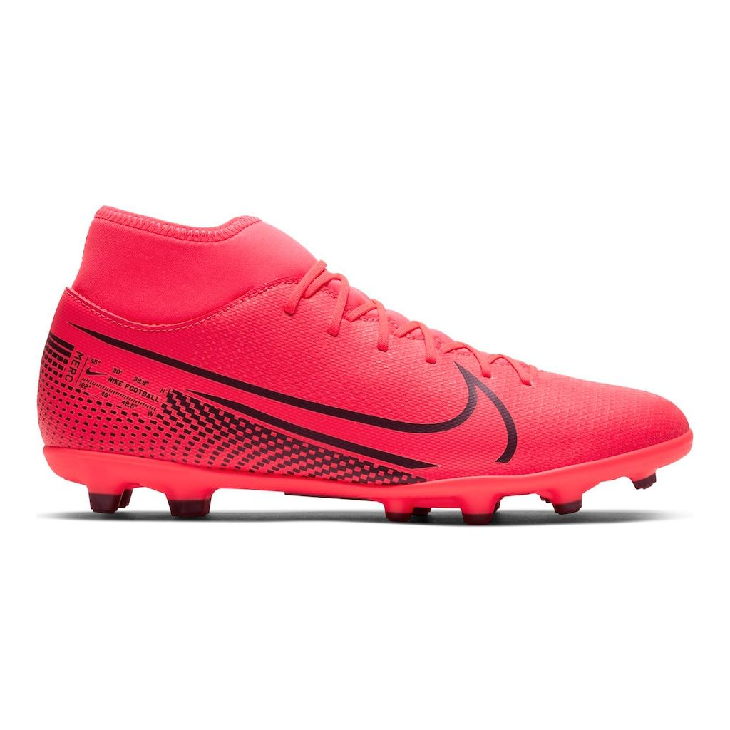 Nike Mercurial Superfly 7 Club Mg Men S Multi Ground Soccer Cleats In 2020 Soccer Cleats Soccer Cleats Nike Girls Soccer Cleats