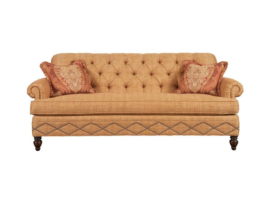 Drexel Heritage Living Room Granville Sofa D911 S   Boyles Furniture    Hickory, NC
