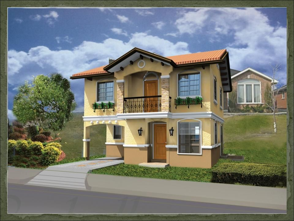 simple dream house design Google Search home designs