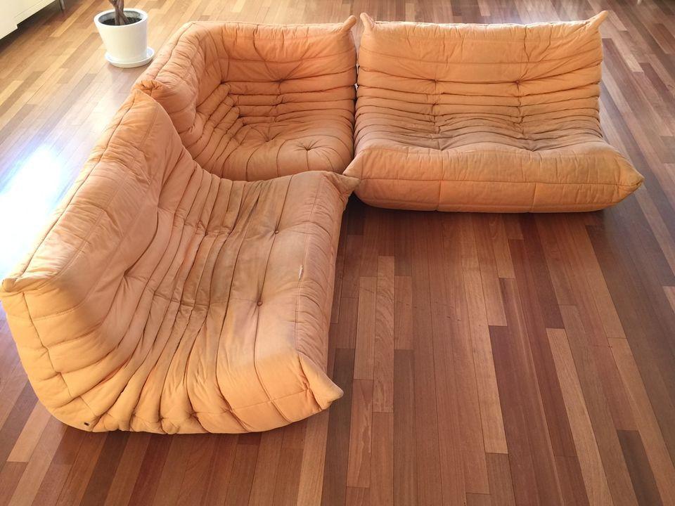Ligne Roset Togo Sectional Sofa Original / Authentic - NYC PIck Up : togo sectional - Sectionals, Sofas & Couches