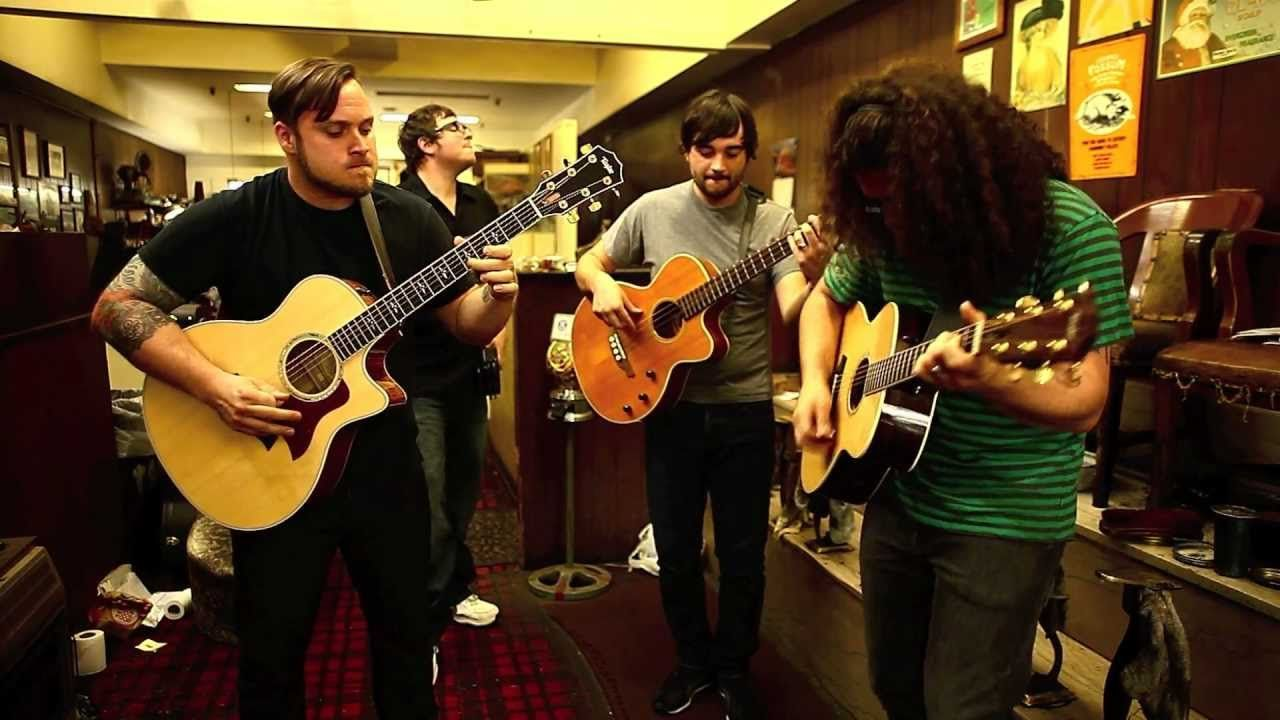 Coheed And Cambria A Favor House Atlantic Nervous Energies Session Coheed And Cambria Good Music Geek Life