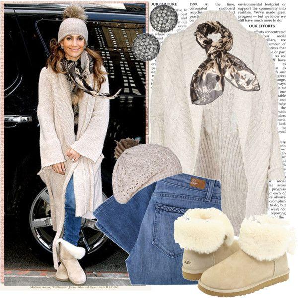 Jennifer Lopez Winter Wonderland Pinterest