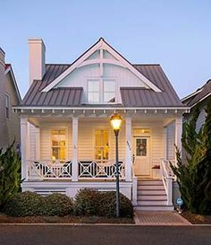 also cottage front elevation house style homes rh pinterest