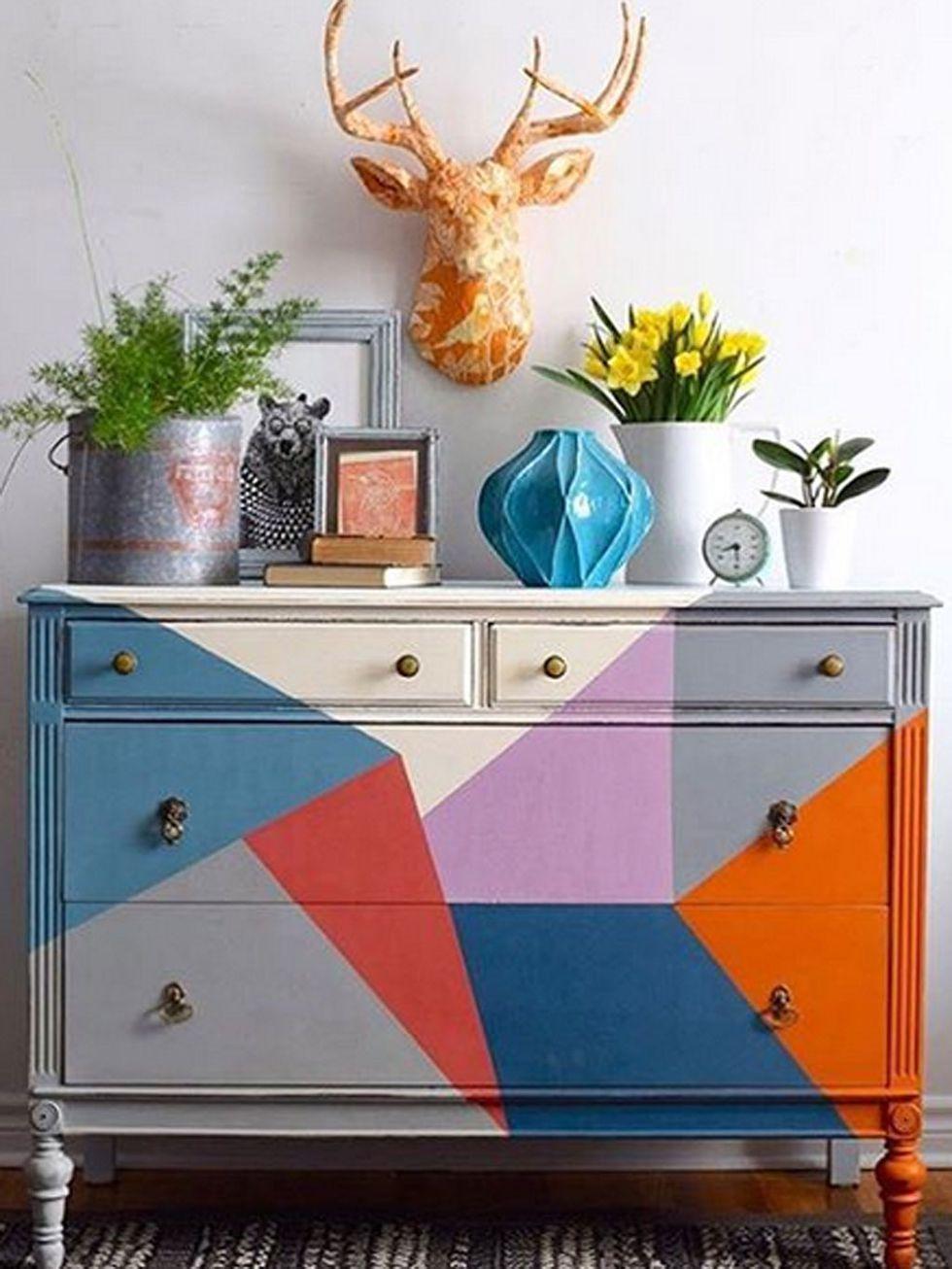 41++ Ideas para pintar muebles trends
