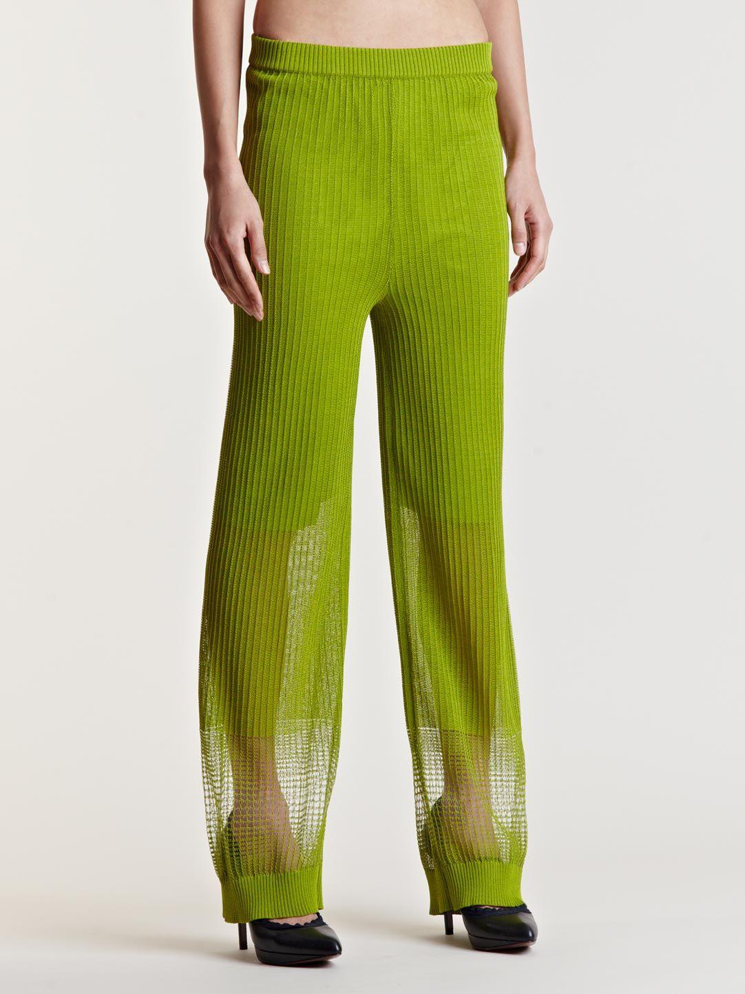 LN-CC Lucas Nascimento Women's Sheer Degrade Pants