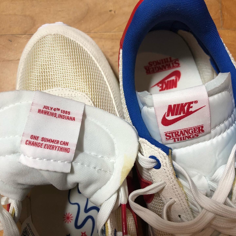 Stranger Things Nike Shoes | Nike shoes