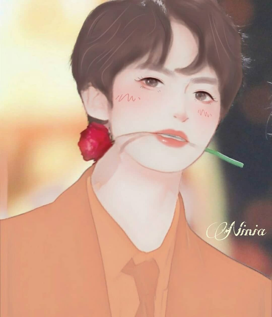 Plz visit my YouTube channel for more bts videos link in my bio Kim seok jin Plz don't repost without permission . . . #kimseokjin #kimseokjinedit #jinedit #jinfanart #jinbts #bts #btsfanart…