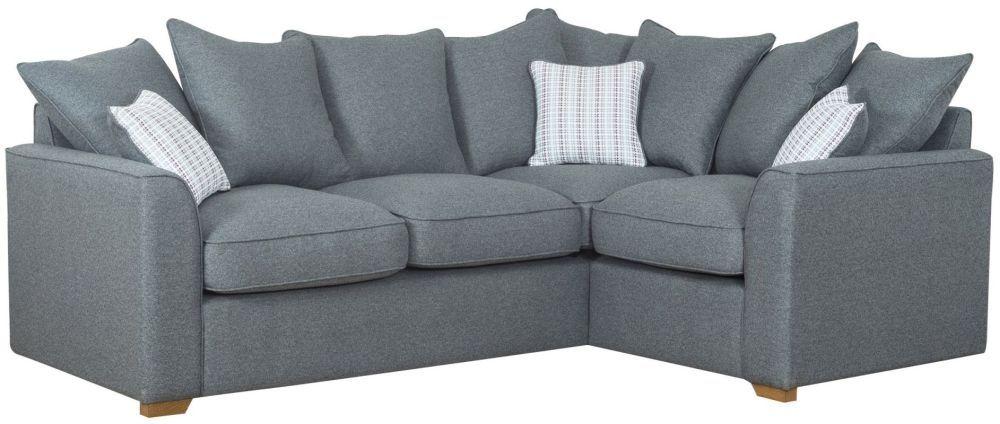 Buoyant Louis Corner Fabric Sofa L2 R2c Fabric Sofa Sofa Retro Sofa