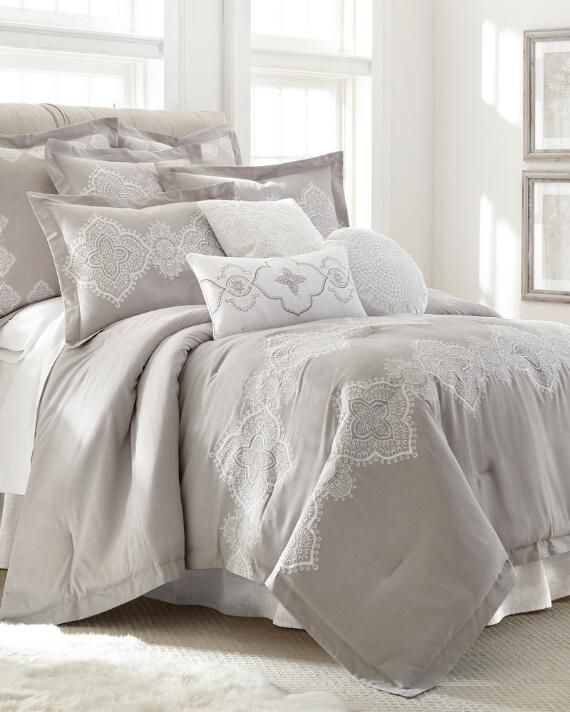 Exclusively Ours 3 Piece Bovary Comforter Collection 119 99