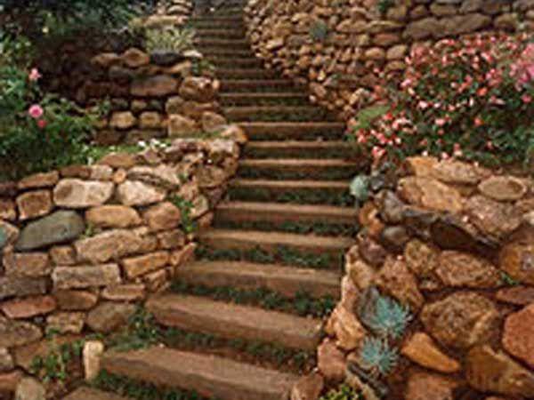 Http Www Mardonesbpb Cl Durmientes Con Imagenes Terraza Jardin Jardines Durmientes