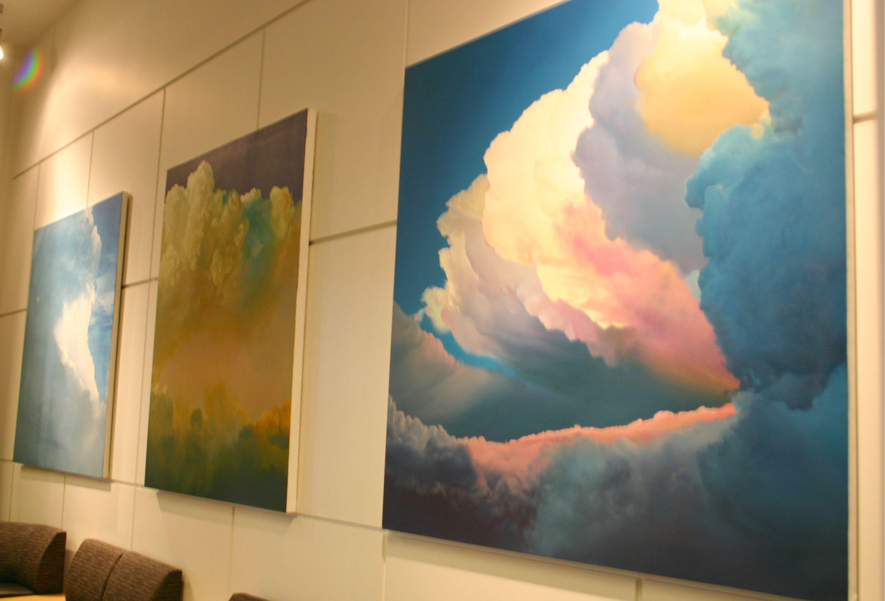 Atmosphere No. 27, 37 and 44 - Ian Fisher 2014 - Denver Imagine 2020 ...
