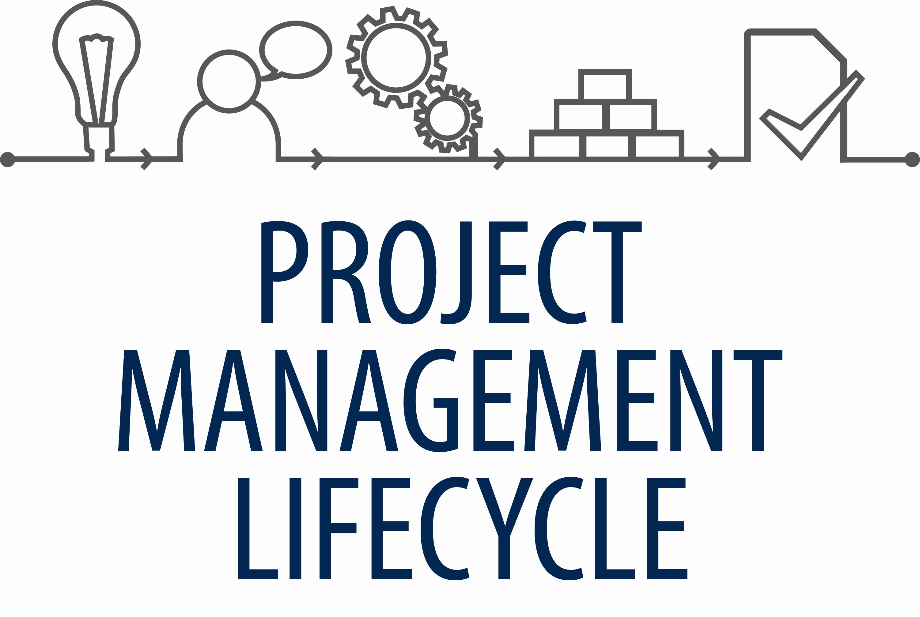 Project management system logo png