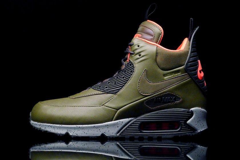 Nike Air Max 90 Sneakerboot Winter Dark LodenBlack | Buy