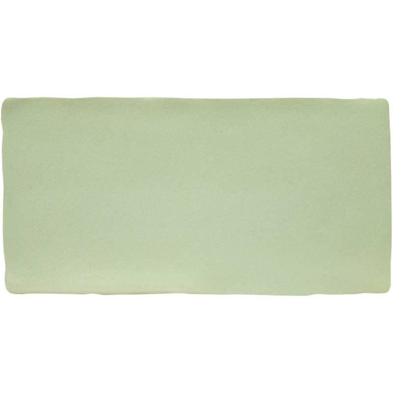 Carrelage rétro mural brillant vert 7.5 x 30 cm - AL0801038 | Les ...