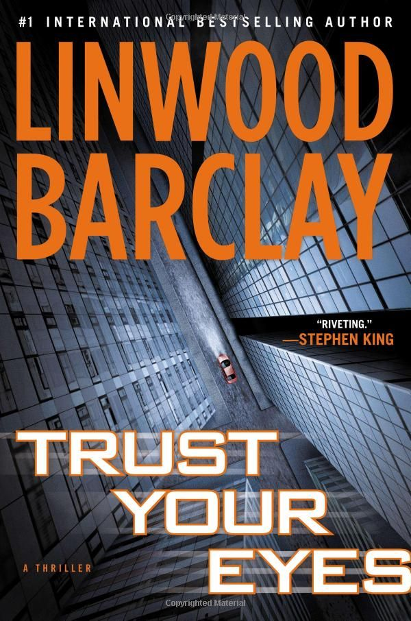 never look away barclay linwood