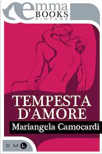 la mia biblioteca romantica: TEMPESTA D'AMORE di Mariangela Camocardi in ebook ...