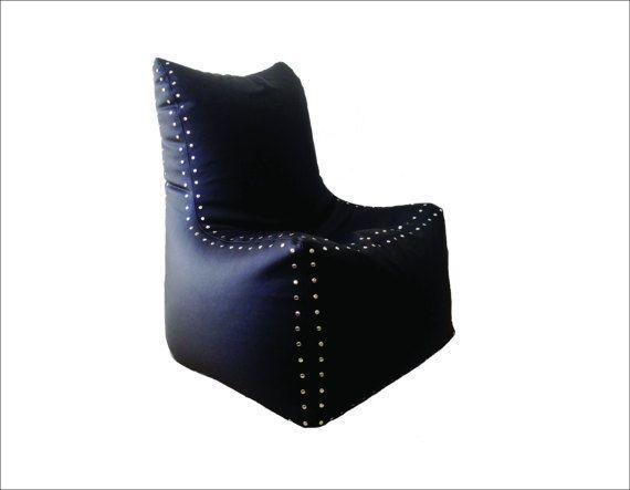Loft préside classique  fauteuil en cuir de grain sac