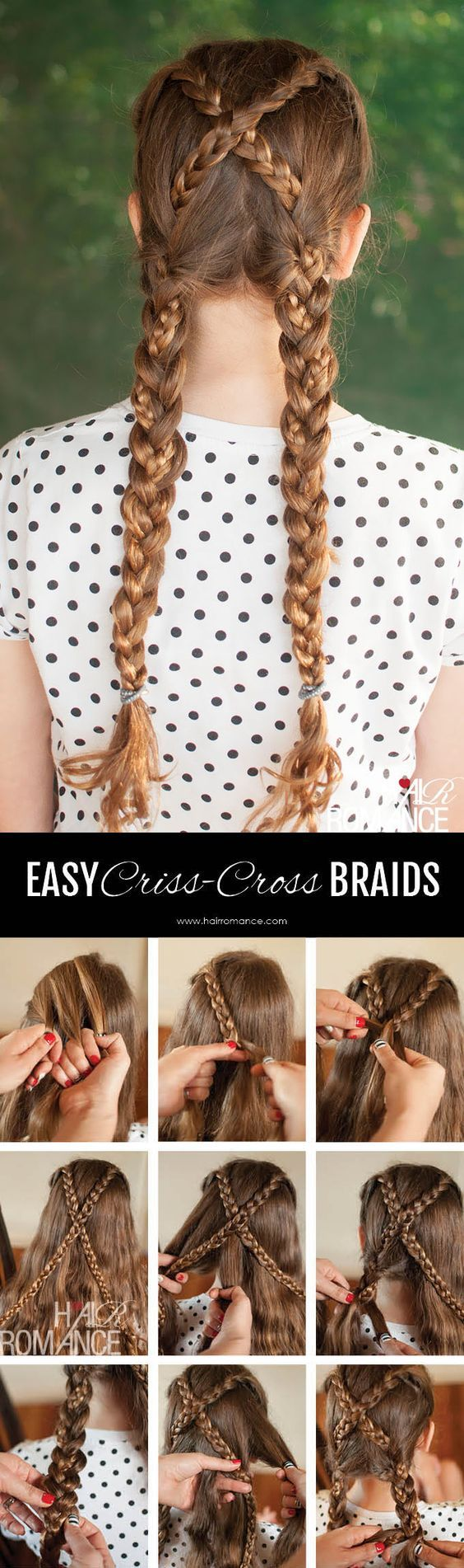 pigtail hairstyles you will actually want to copy school hair