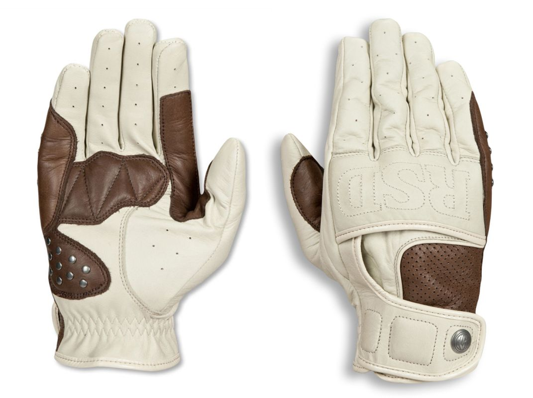 Motorcycle gloves kingston - These Retro Motorcycle Gloves By Roland Sands Design Are A Breath Of Fresh Air Compared To