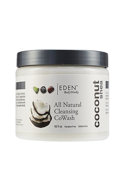 Eden BodyWorks Cleansing CoWash, $8.49, available at Sally Beauty Supply.