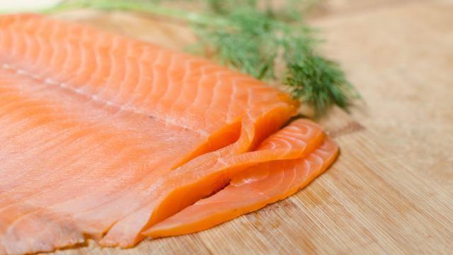 Cold Smoked Salmon Smoked Salmon Marinated Salmon Smoked Food Recipes