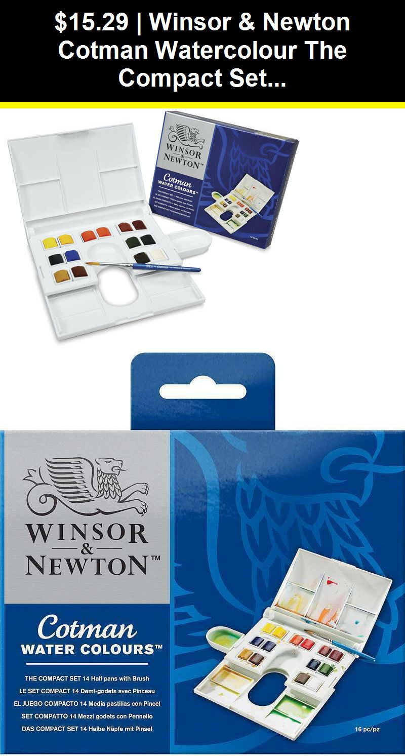 Watercolor Paint 28113 Winsor And Newton Cotman Watercolour The