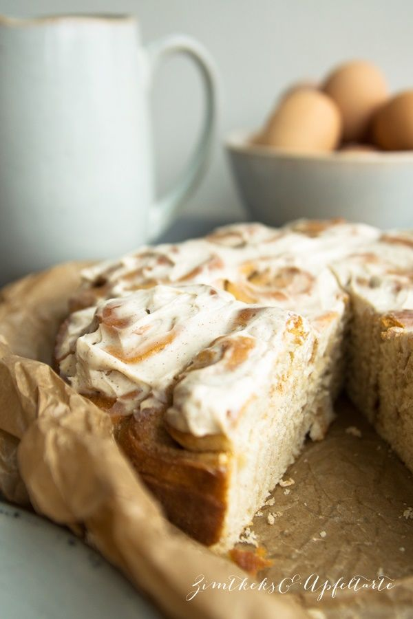 Photo of World's best cinnamon roll cake / rose cake – simple recipe