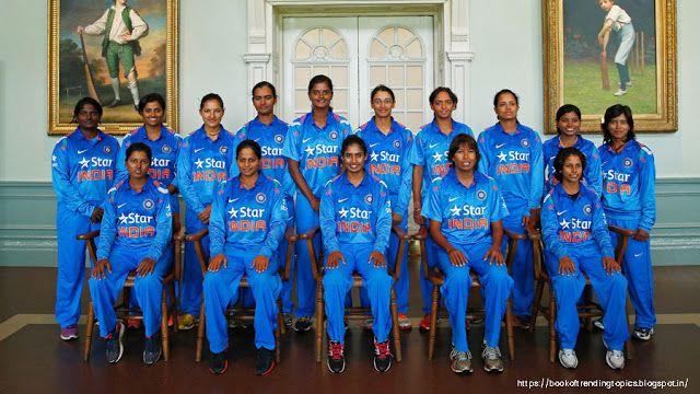Indian Women Cricket Team Cricketers Cricket Trending Topics