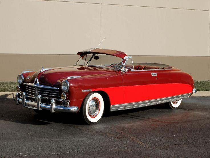 1948 Hudson Super Eight Convertible Youngtimer Oldtimer Schone Autos