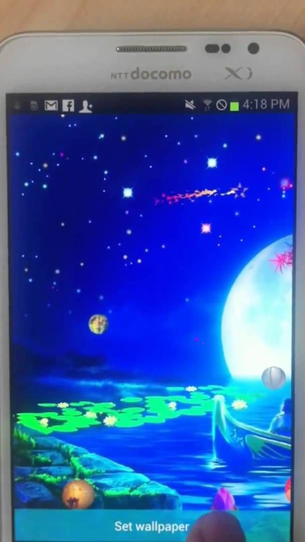 This Live Wallpaper For Android Was Created Easily In Web Based Studio Of Vtm Check Http Www Vtm Vn Com For Furt Live Wallpapers Android Wallpaper Wallpaper