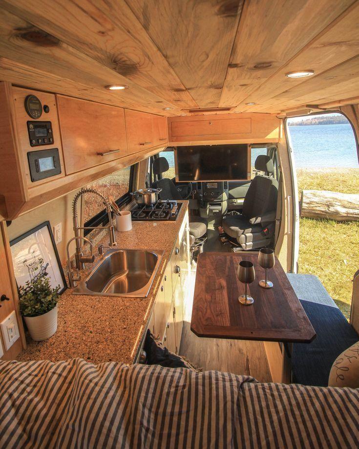 #van  #freedomvans  #vans  #sprintervan  #sprinter  #vanconversion  #convertedvan  #table  #travel  #vacation  #convertedsprinter  #sprinterconversion #hangout #spot! The ideal hangout spot! Check out the 40