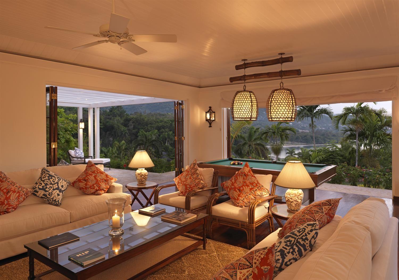 round hill resort in jamaica, designedralph lauren | luxury