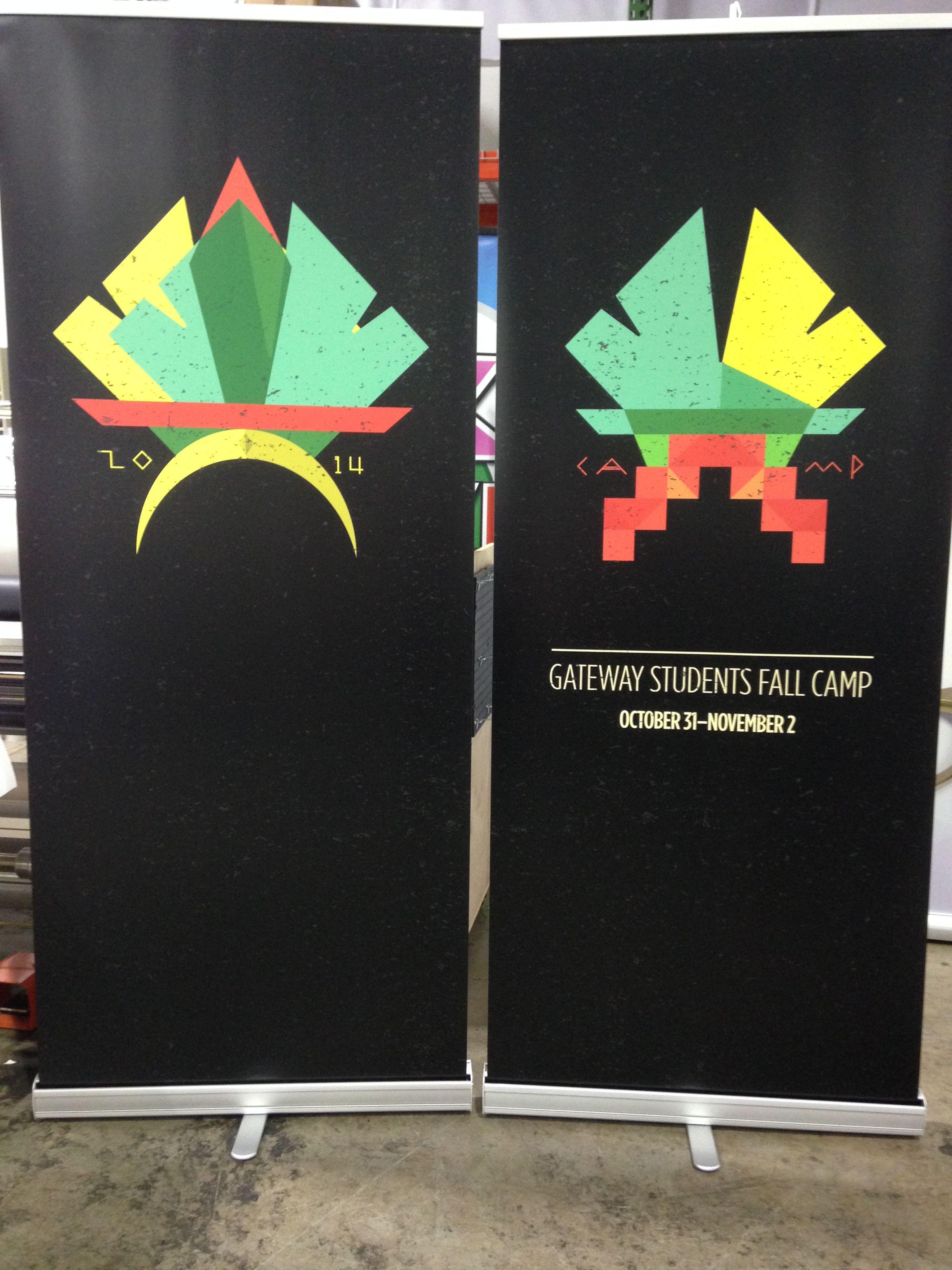 Gateway Banners Lightning Banners