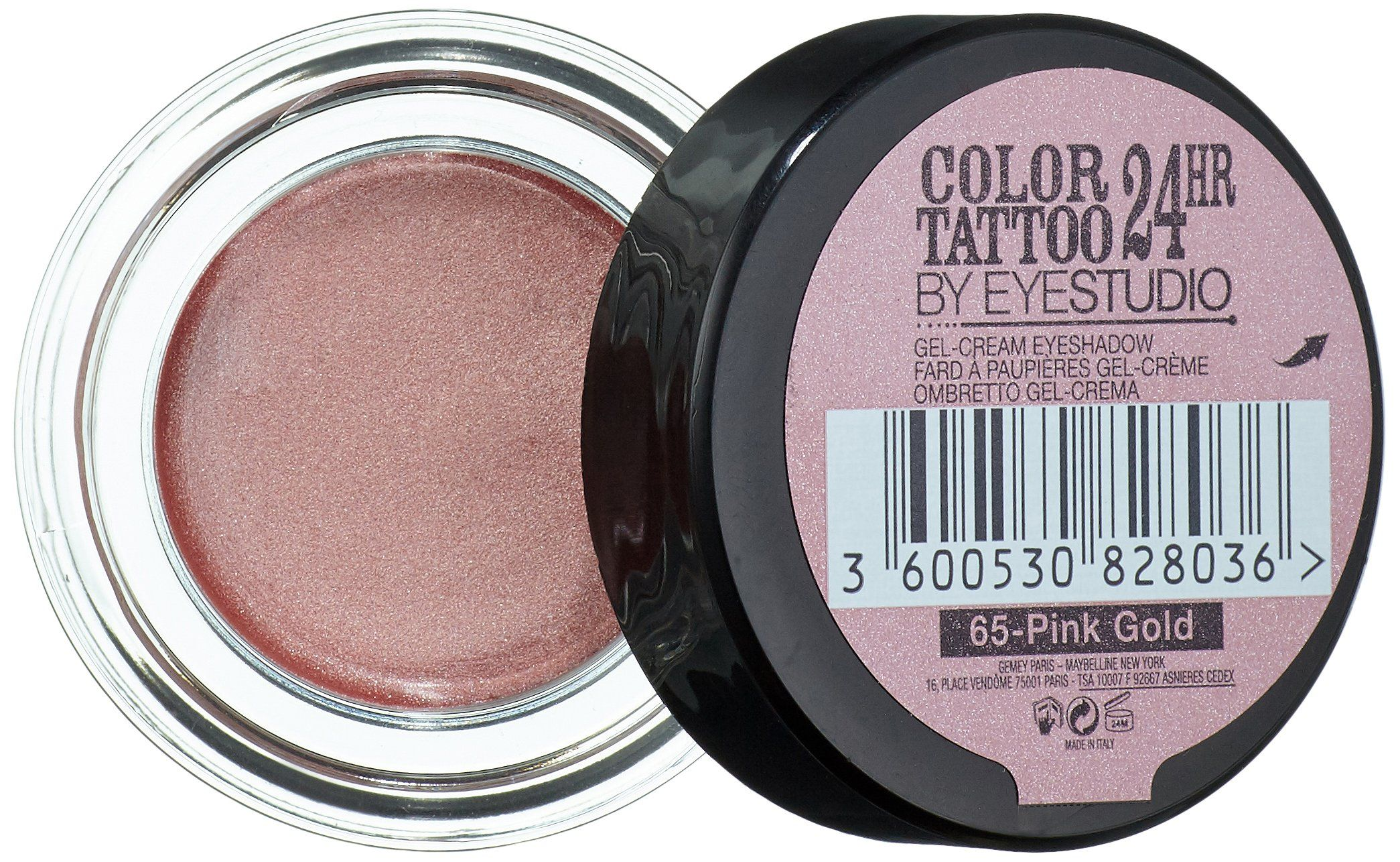 Gemey Maybelline Eyestudio Color Tattoo 24h 65 Pink Gold You Can Get Additional Details At The Image Lin Eyeshadow Maybelline Color Tattoo Cream Eyeshadow